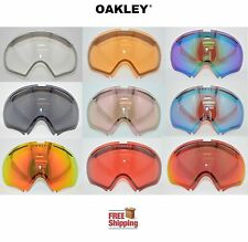 OAKLEY® BRAND A-FRAME® 2.0 GOGGLE REPLACEMENT LENS CHOOSE - COLOR MIRROR PRIZM