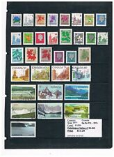 GB Commonwealth Stamps - Canada issues