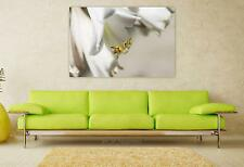 Stunning Poster Wall Art Decor Lily Plant Flower Nature Macro 36x24 Inches