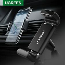 Ugreen Air Vent Mount Car Phone Holder Cradle 360-Degree For iPhone Samsung HTC