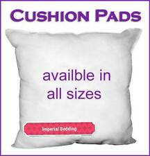 "Hollowfibre Cushion Pads, SCATTER 12"" 14"" 16"" 18"" 20"" 22"" 24"", Inserts, Fillers"