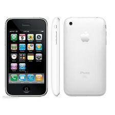 Apple iPhone 3GS iOS - 8GB - Unlocked  Smartphone-White/Black Original