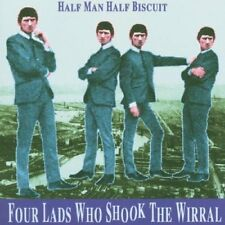 Four Lads Who Shook the Wirral Half Man Half Biscuit Audio CD