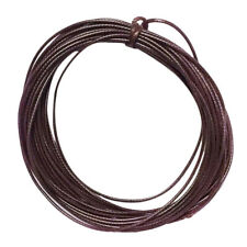 2mm Waxed Nylon Cord Jewellery DIY Making String Findings 10M
