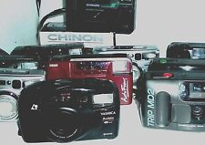 RETRO 35mm CAMERAS 1960/2000  ~ click - Select - to browse or order