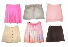 Old Navy Cotton & Denim Skirts Mini Above Knee and Knee Length Skirts Sz 1-16