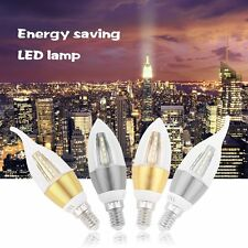 Home Light E14 LED 220V 5W Energy Saving Lamp Light LED Candle Bulb AU