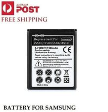 New Replacement Battery for Samsung Galaxy 5 GT-i5503t 550 GT-i5500 i5503 B7722