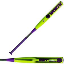 "Worth WESTBA EST Composite 13.5"" XL ASA Slowpitch Softball Bat Purple WESTBA-17"