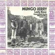 "Mungo Jerry-Lady Rose 7"" 45-DAWN, DNX2510, Picture Sleeve Writing On Label"