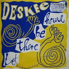 """Deskee-Let There Be House 12""""-Big One Records, VV BIG 19, 1990, Picture Sleeve 3"""