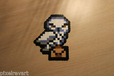 Hedwig Pixel Art Sprite from the Harry Potter Series