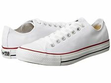 Converse All Star Chuck Taylor Ox Canvas Mens & Womens Size Optical White M7652
