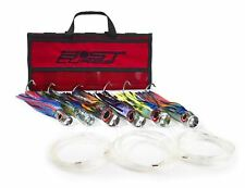 Marlin Lure Trolling Pack by Bost - Rigged or Un-Rigged. Lure Pack Big Game Lure