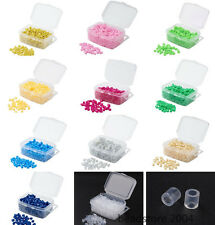 1 Box 5mm Hama PE DIY Fuse Refills Perler Tube  Beads for Kids about 500pcs/box