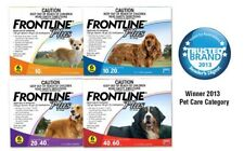 FRONTLINE PLUS Topical Treatment for Dogs (6-Pack)