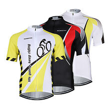 Outdoor Sport Bike Jersey Shirt mtb Cycling Jersey Breathable Cycling Clothing