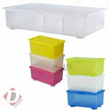 IKEA Glis Storage Boxes & Box Lids Toys Art & Craft Tools Office Sewing, Toys
