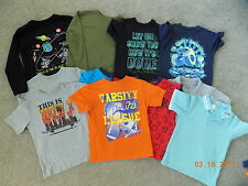 Boys The Childrens Place short long sleeve shirts outfit set lot tops L 10 12
