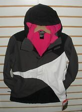 THE NORTH FACE GIRLS -YOUTH MOUNTAIN VIEW TRICLIMATE JACKET-A2TMB-BLACK- M,L,XL
