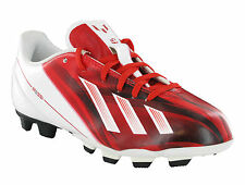Adidas MESSI F5 TRX FG HG Boys Kids Moulded Studs Football Soccer Boots UK12-5.5