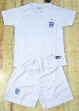 WORLD CUP ENGLAND  BOYS CHILDS  HOME shirt and short 3-14 years