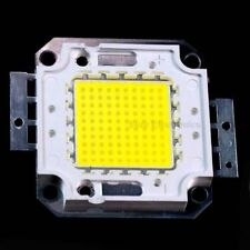 100W Cool White High Power LED Panel Or Heatsink Or 66mm Lens Or 100w Led Driver