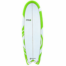 Circle One Surfboard 5 ft 6 inch Beach Beginners Waves Surfing Board Tri Fin