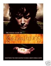 LNew Rough Guide to the Lord of the Rings & FREE B's