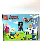 LEGO | 2016 #21308 ADVENTURE TIME CARTOON NETWORK SET | NEW | FACTORY SEALED