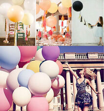 6 inch Colorful Pearl Latex Balloon Celebration Birthday Party Wedding 100pcs