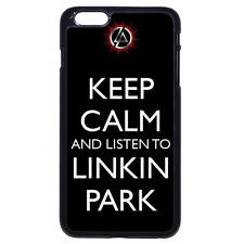 KEEP CALM AND LISTEN TO LINKIN PARK For Apple iPhone iPod & Samsung Galaxy Case