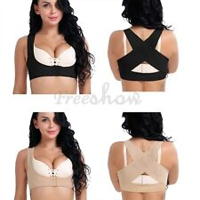 Woman Chest Support Hunchback Posture Corrector Brace Belt Band sculpting strap