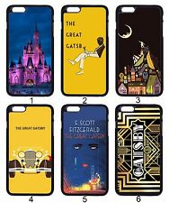 The Great Gatsby F SCOTT Castle For Apple iPhone iPod & Samsung Galaxy Hard Case