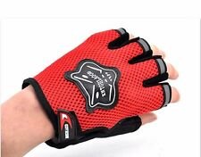 Sport Cycling Bicycle Half finger Gloves Short Mittens Fingerless Short Gloves