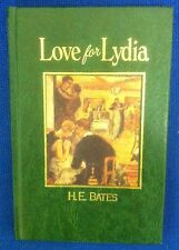 Love for Lydia - The Great Writers Library - H E Bates - Hardback