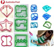cutters Sandwich Cake Bread Toast Cookies Biscuit Cutter Mold Mould A-2