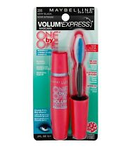 Maybelline Volum' Express Volume Mascara One by One (Choose color)