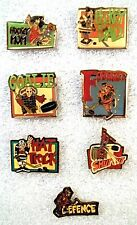 VERY RARE! Vintage 1993 Hockey Character Pin  - HTF & Highly Collectible!!