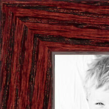 ArtToFrames .75 Inch Cherry on Red Oak Wood Picture Poster Frame ATF-1343