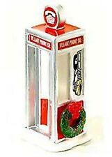 Dept 56 SV VILLAGE PHONE BOOTH Snow Village Accessory RETIRED NEW NRFB