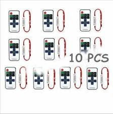 2/5/10PCS 12V RF Wireless Remote Switch Controller Dimmer for LED Strip Light LN