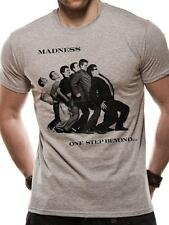 OFFICIAL LICENSED - MADNESS - ONE STEP BEYOND T SHIRT SKA POP SUGGS TWO-TONE