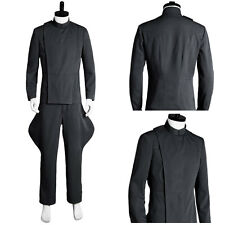 Star Wars Imperial Intelligence Senior Officer Gray Uniform Cosplay Costume Suit