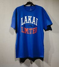 Lakai Basic Tee Limited Edition Blue T-shirt