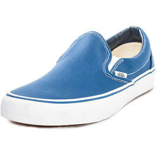 Vans Classic Slip-on Mens Unisex Slip On Navy New Shoes