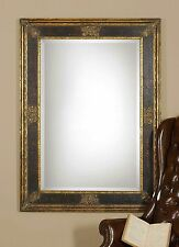 Uttermost Cadence Small Antique Gold Mirror 11207 B