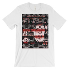 The Undead gig flyer t-shirt