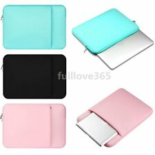 Laptop Sleeve Case Carry Bag Notebook For Macbook Air/Pro/Retina 11/13/15 LOT SB