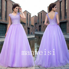 New  Quinceanera Dresses Formal Prom Party Pageant Ball Gowns Custom Rhinestone